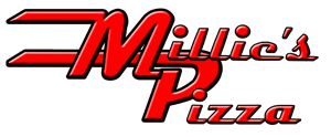 Millie's Pizza | 717-834-6565 | 34 Mill St, New Buffalo, PA 17069 Logo